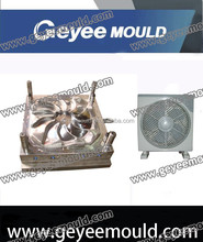 plastic inject fan mould for home appliance