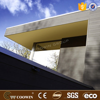 Ready made exterior house wall cladding materials
