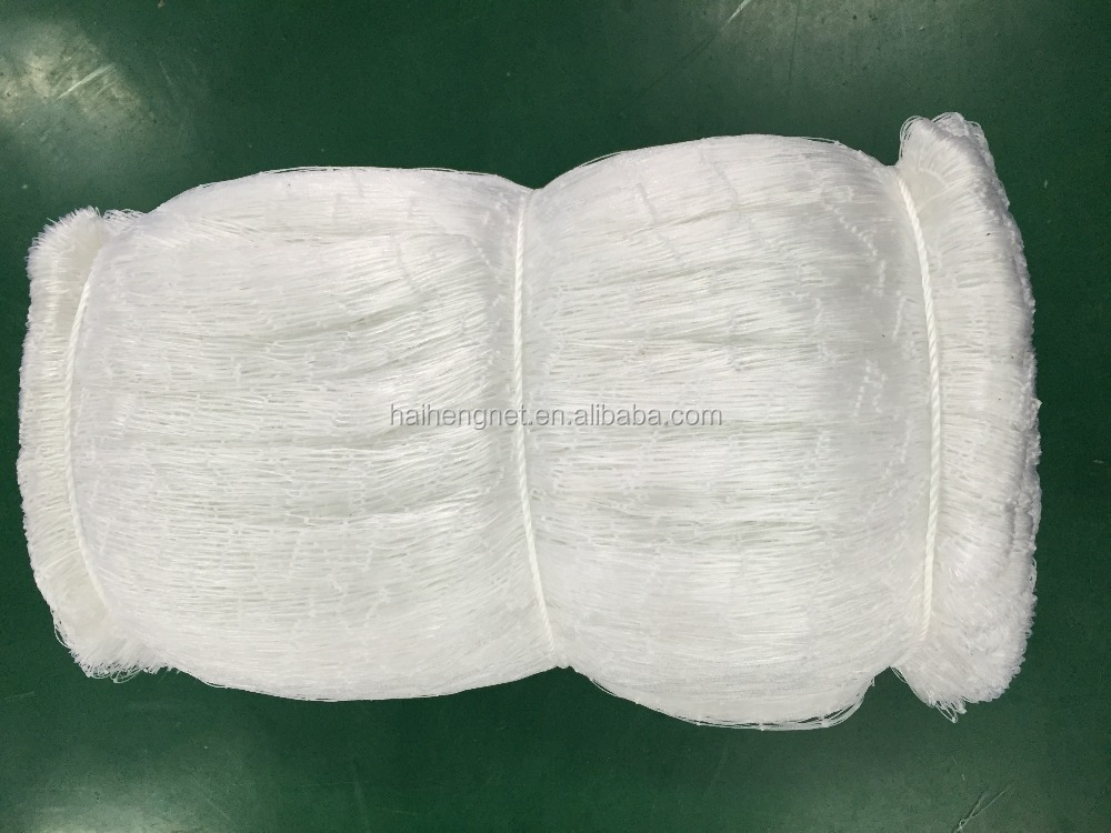 Haiheng nylon monofilament fishing net for Japan market