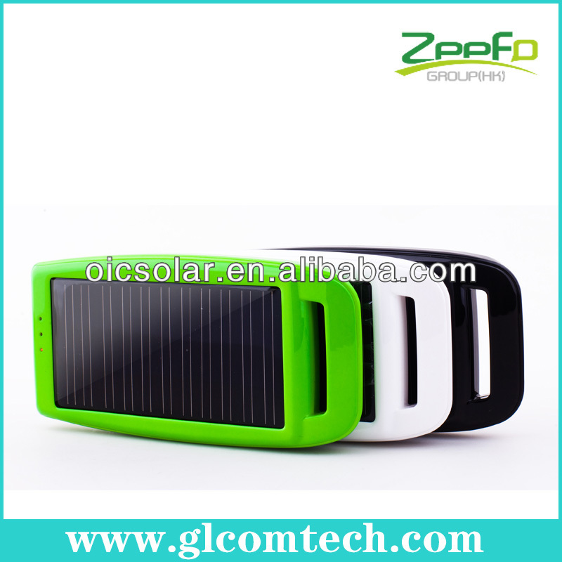Mobile phone accessory RoHS,CE,FCC emergency 12 volt solar battery charger