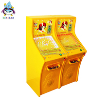 Electronic kids pinball game machine ticket redemption marble shooting games