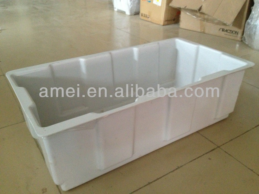 High Quality Vacuum Formed Hydroponic Seedling Planting Plastic Seeding Tray For Greenhouse
