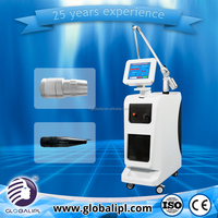 Globalipl-good treatment Q- switch laser fat burning machine
