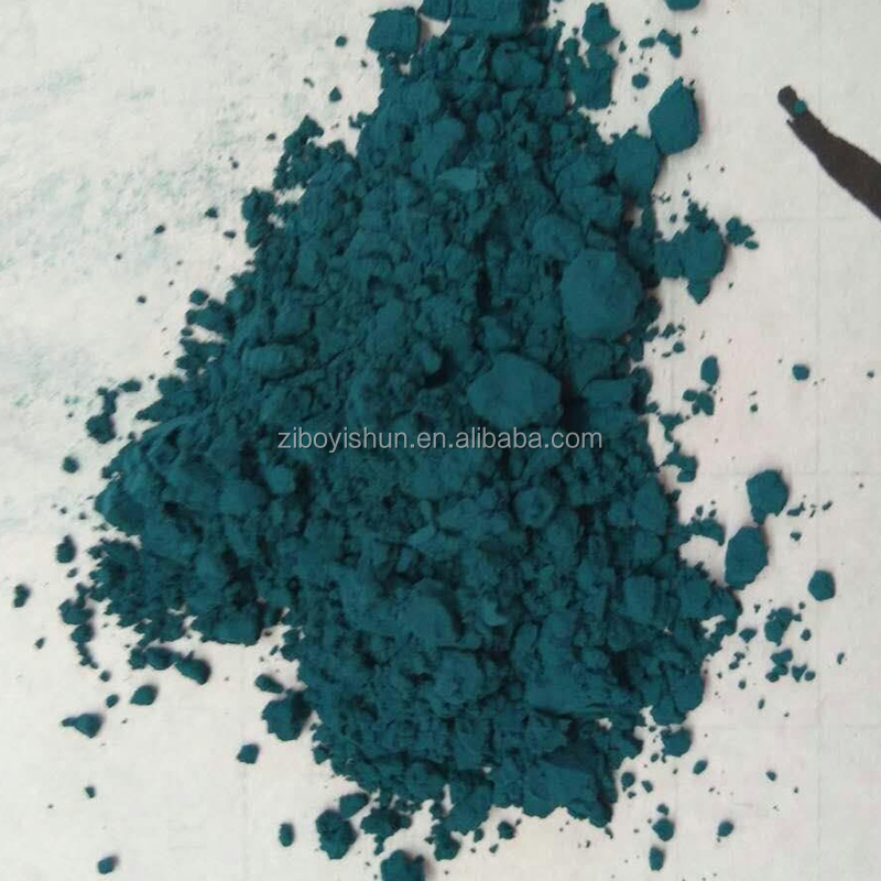 Good quality peacock green colour For Ceramic Tile Pigment