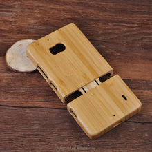 New Natural Wood Wooden Cover Case Bamboo Phone Back Shell For Nokia Lumia 930