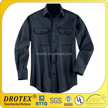 Flame Resistant Long Sleeve Shirt FR Work Shirt