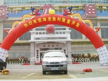 Promotion inflatable outdoor arch