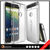 Keno All New Dust Free Cap Crystal Clear Shock Absorption TPU Bumper Drop Protective Hard Back Case for Huawei Nexus 6P