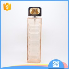 A2068-110ML good quality tall shape refillable perfume bottle for sale