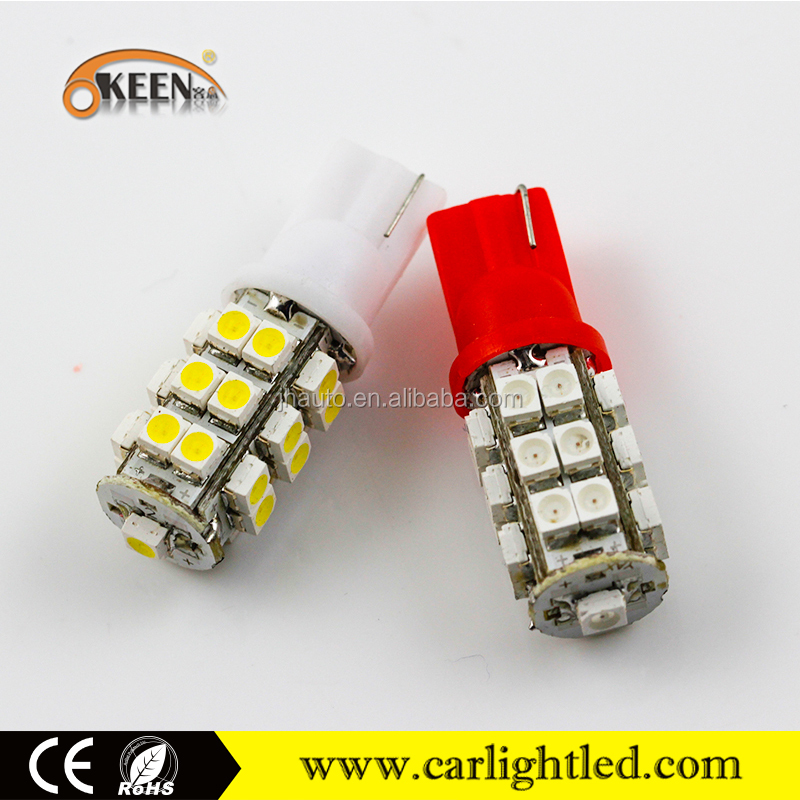 1210 SMD 25 LED Cars Lights T10 194 W5W Auto Bulbs Interior Lamps Reading Light