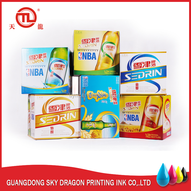 TLAY series water-based pre-printing ink