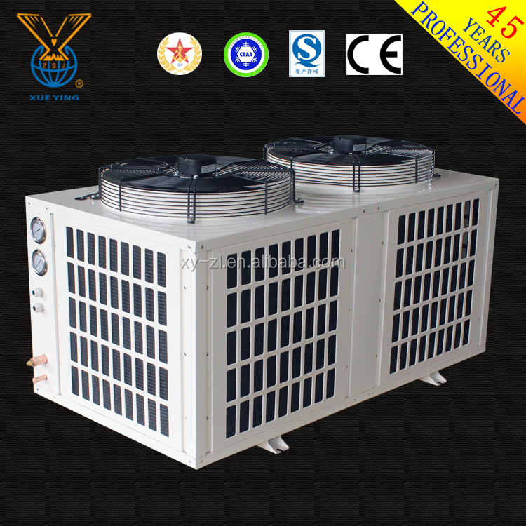 air conditioning air cooled condensing units air /water cooled condensing unit