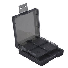 16-in-1 Game Memory Card Case Holder Cartridge Storage Box For Nintendo NDSI LL 2DS NEW 3DS