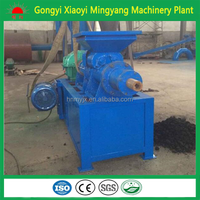 Specification Service and Eco-friendly Coal dust briquette extruding machine