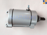 Motorcycle bajaj three wheelers starter motor accessories