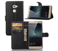 5.5 inch Flip Leather Case Mobile Phone Leather Case for Huawei Mate S