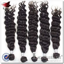 Hot Selling Wave Curly Golden N Perfect Brazilian Human Hair