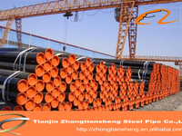 API 5L GR.B ERW/LSAW/SSAW/Seamless sch 10 carbon steel pipe and tubes made in China