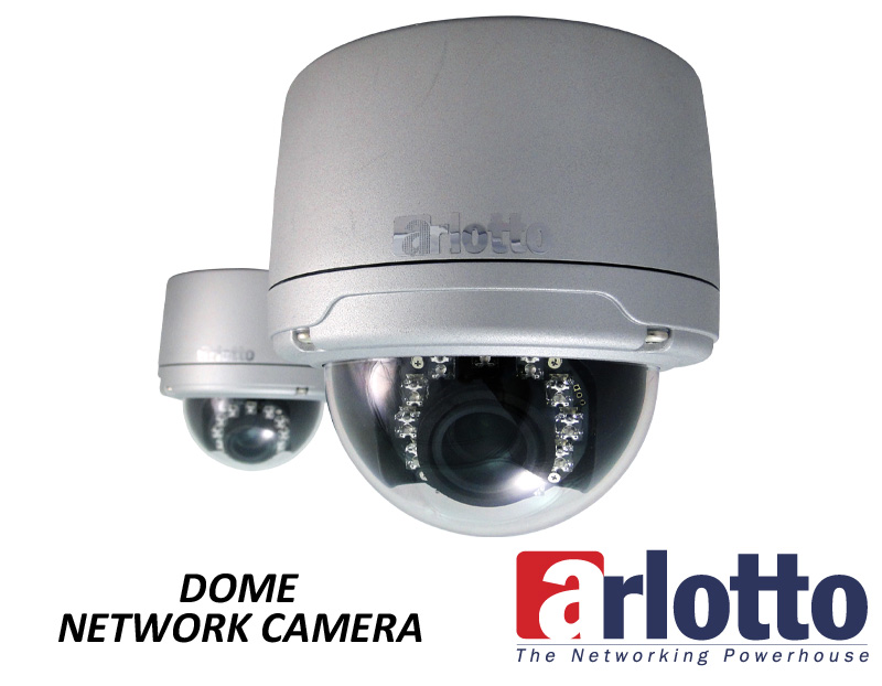 2 Megapixel IR Dome Camera