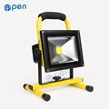 Portable Outdoor waterproof Rechargeable Led Floodlight 10W 20W