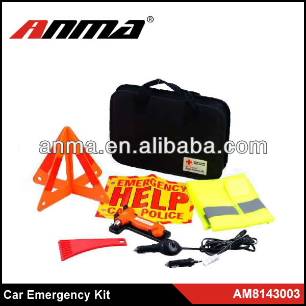 auto accessories /germany car emergency kit/auto emergency kit