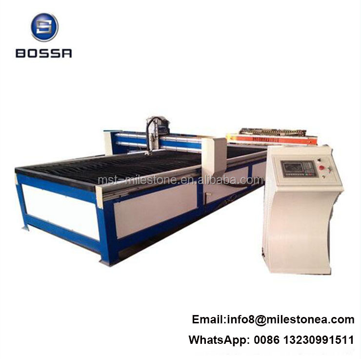China professional low cost 1325 cnc plasma cutting machine for carbon metal stainless steel iron