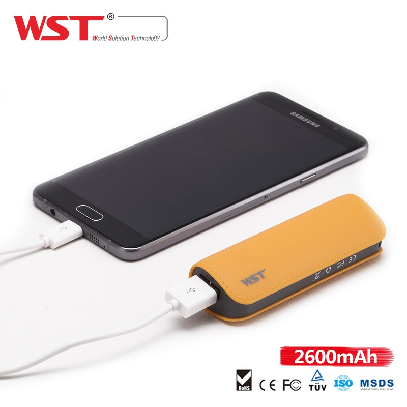 Hot selling Portable Mobile Phone slim power bank