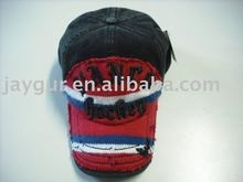 Letters embroidery mens sports cap