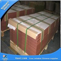 factory price 0.5mm thick brass sheet