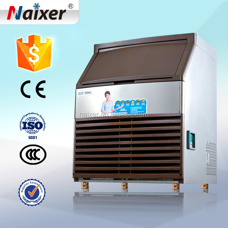 China Desktop instant ice ball machine maker