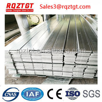 2016 hot selling falt steel bar in truss, bulb design for Bangladesh