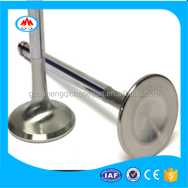 diesel parts intake and exhaust engine valve for MG TF
