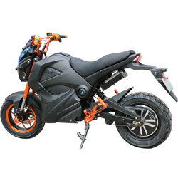 Zero Chopper Off Road Electric Motorcycle