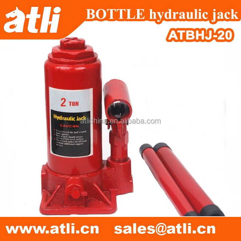 2016 Hot Sale ATLI 2.0T BOTTLE hydraulic jack
