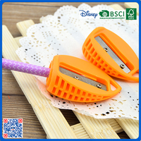 new style novelty sailing boat shaped plastic pencil sharpeners