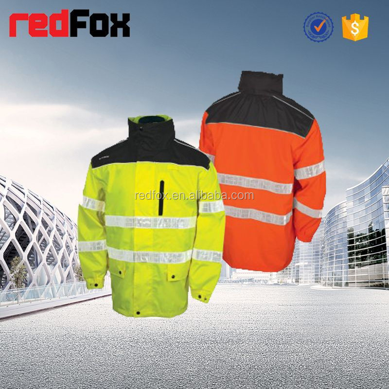 hi vis protective mountain climbing sports wear fabric