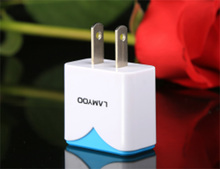 5V 1.1A Colorful Mini Portable Single USB Travell Charger