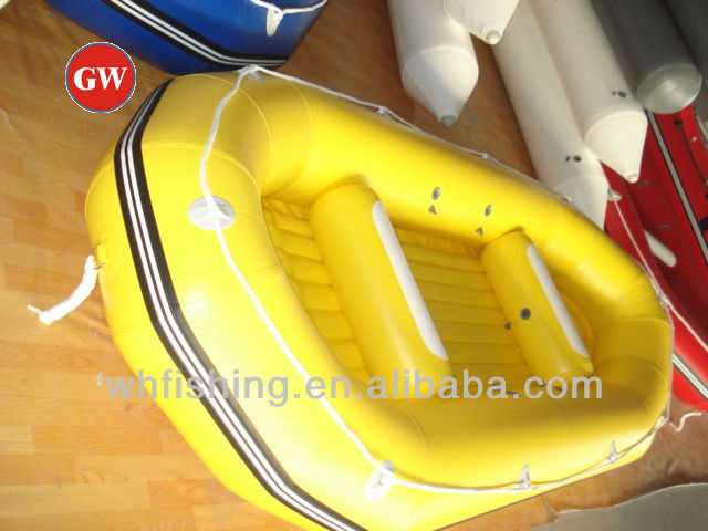 Hot sale new product low price beautiful river rafting boat