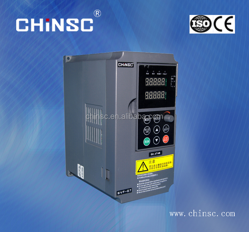 2.2kw water pump ac motor speed controller/ vfd/ ac drive frequency inverter