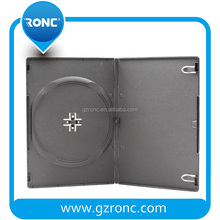 Single/double 7mm/9mm/14mm Slim CD DVD case for sale