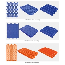 Hard Plastic Slat Floor Boards for Pig Farming House