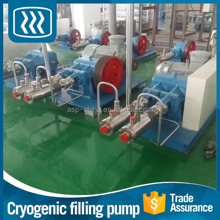 High pressure 300bar small natural gas compressor industrial mini antique air oxygen argon co2 pump liquid nitrogen pump
