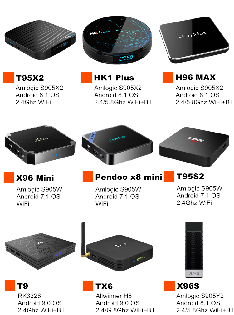 TX6 ott tv box firmware update