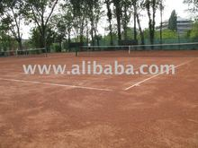 Red Clay, slag for tennis courts