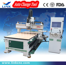 1325 high quatily Auto tool change cnc milling machine frame / 3 axis cnc controller