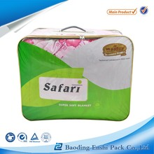 good quality factory directly sale tote pvc bag for bedding