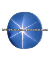 Natural Blue Star Sapphire Round Cub Stones