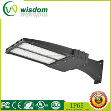 US STOCK led shoebox light module UL DLC 150w 18000lumens pole mount parking light