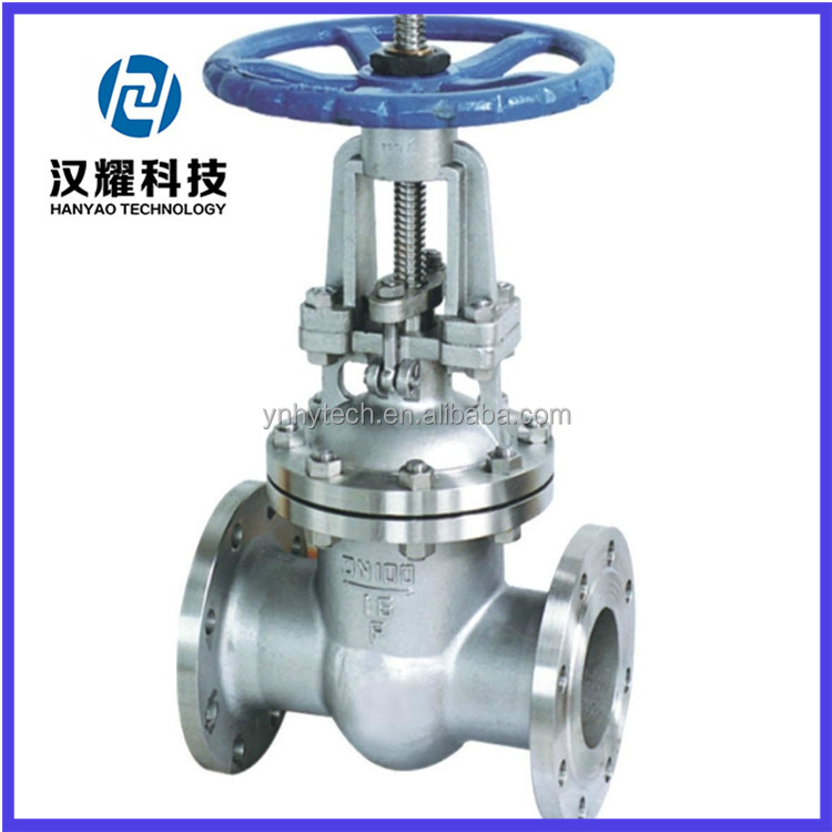 Z41W WCB carbon steel gate valve with prices