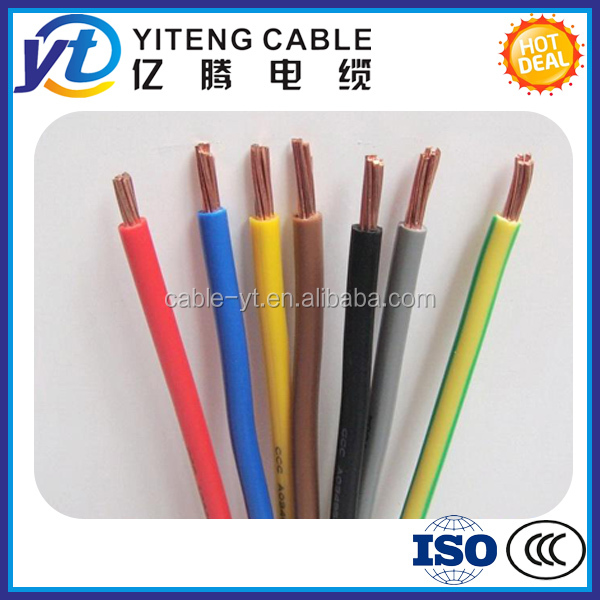 Single Core Cable 16mm 25mm 35mm